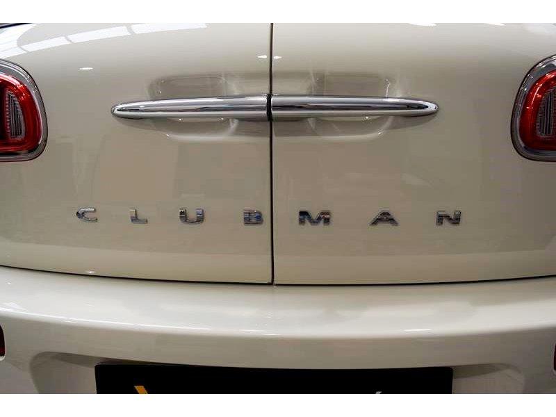 Mini CLUBMAN D 116 CV ONE