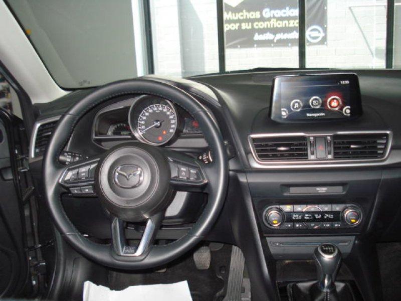 Mazda Mazda3 2.0 GE MT Style+Confort+Nav SDN 4P Style+Confort+Navegador