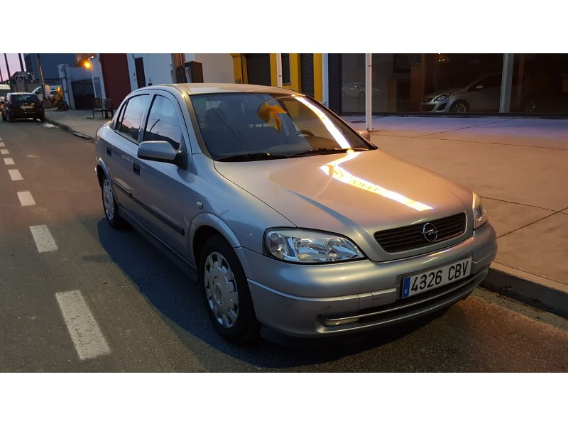 Opel Astra 1.7 DTI 16V CLUB