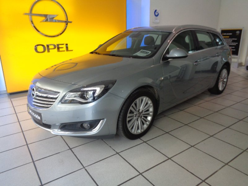 Opel Insignia Sports Tourer ST 2.0 CDTI ecoFLEX S&S 140 Excellence