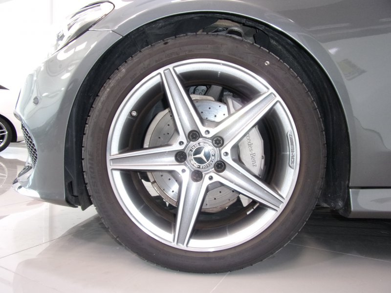 Mercedes-Benz Clase C C Cabrio 200 -