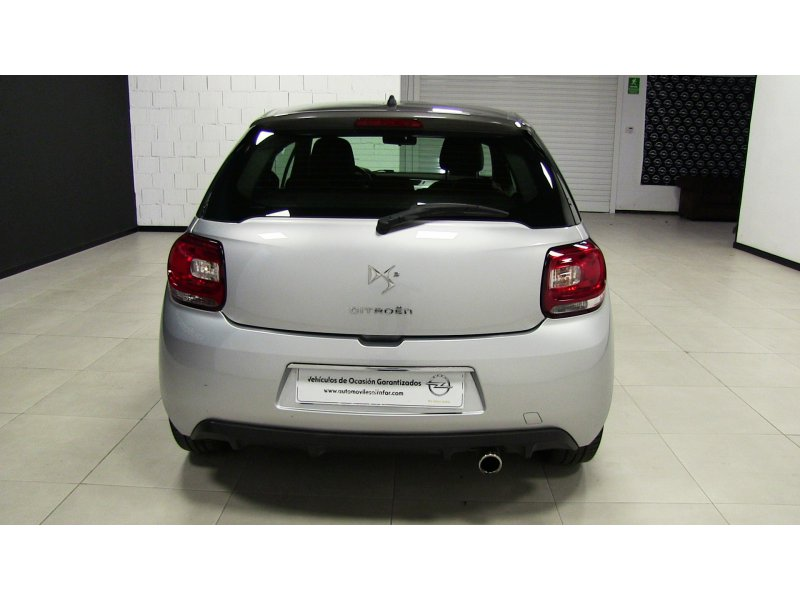 Citroen DS 3 1.4 VTI 95CV GLP URBAN CHIC