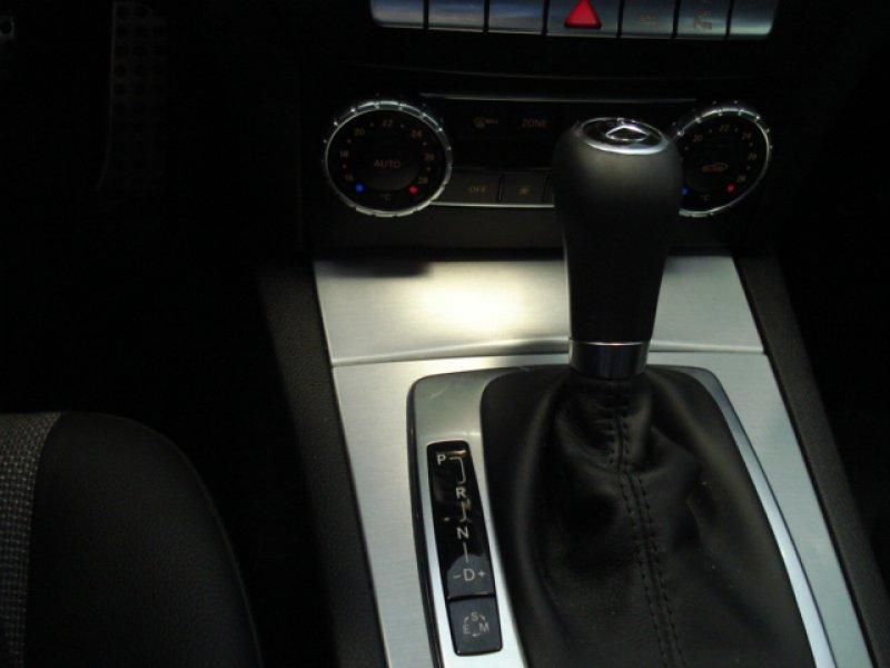 Mercedes-Benz Clase C C 220 BlueTEC AMG Line