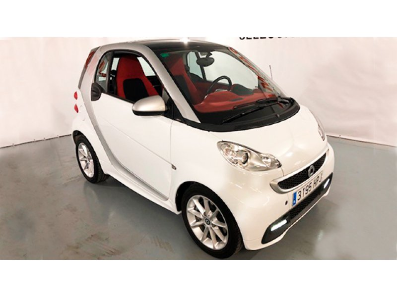 Smart Fortwo 1.0 71CV COUPE 52 mdh PASSION COUPE 52 mdh PASSION