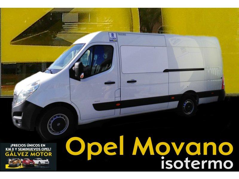 Opel Movano 2.3CDTI S/S 120kW (163CV) L3H2 R 3.5t HD -