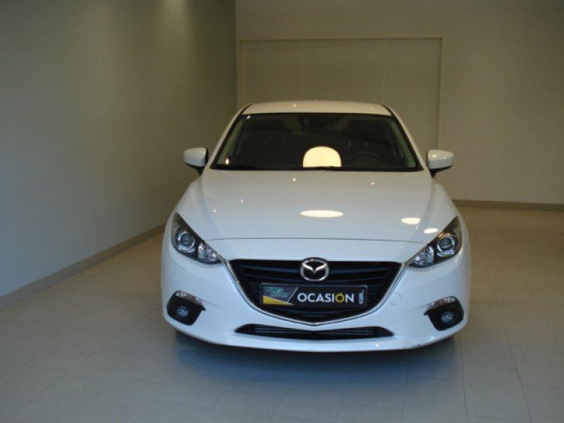 Mazda Mazda3 2.2 DE MT Style+Confort+Nav Style+Confort+Navegador