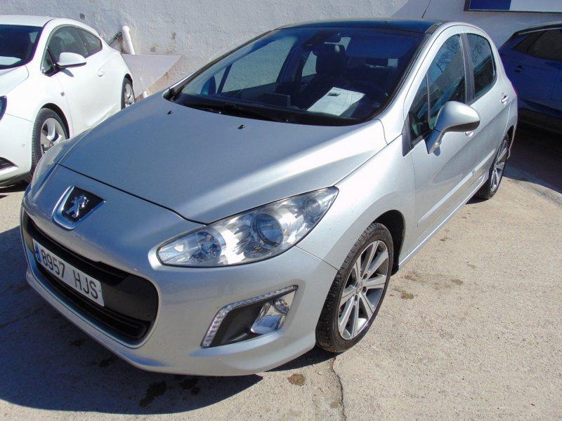 Peugeot 308 5P 1.6 e-HDI 110 FAP Allure