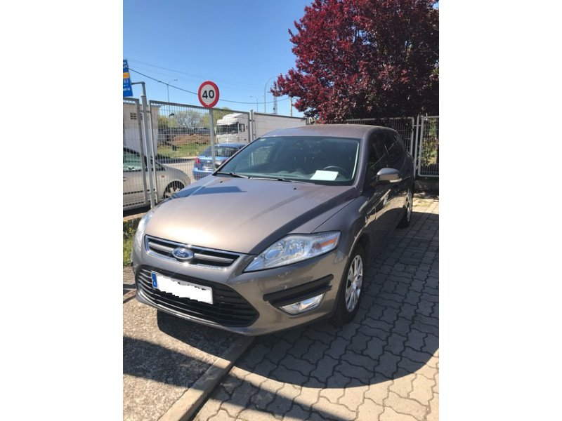 Ford Mondeo 2.0 TDCi 115 DPF Trend