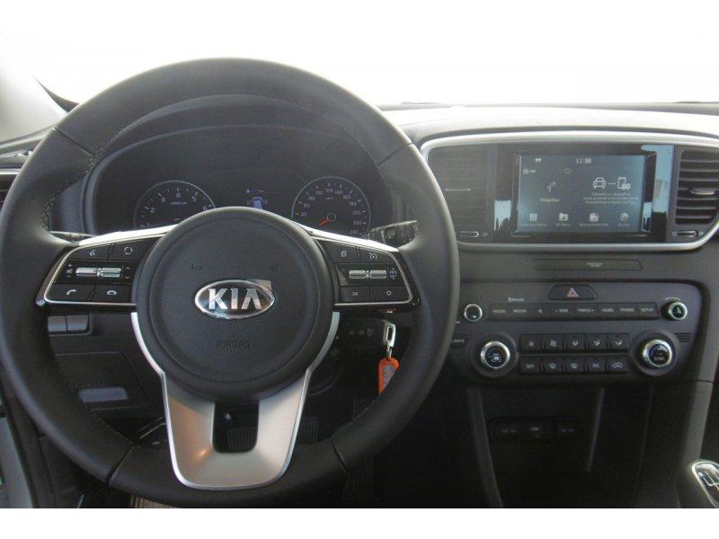 Kia Sportage 1.6 GDi 97kW (132CV) 4x2 Concept