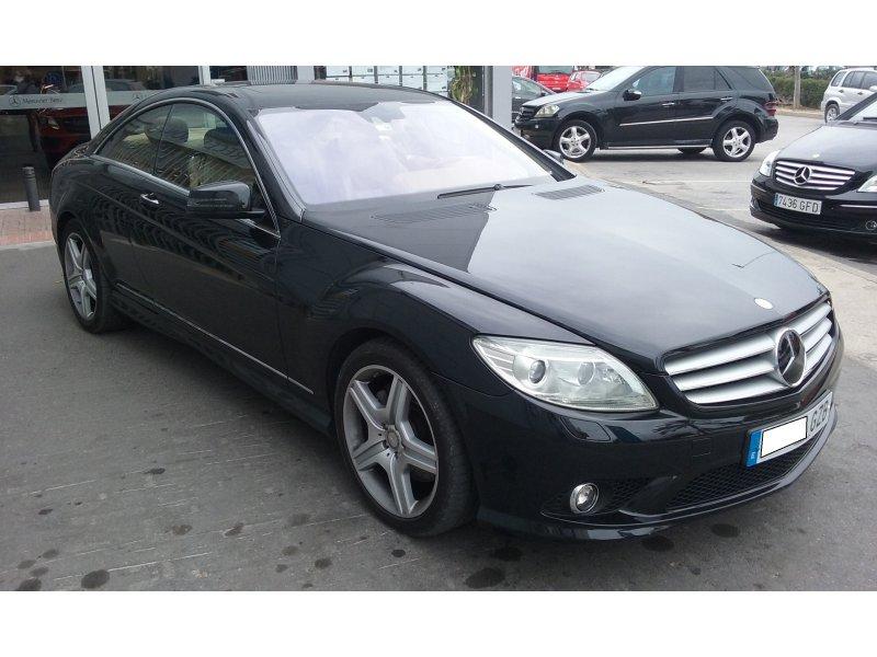 Mercedes-Benz Clase CL CL 500 4MATIC -