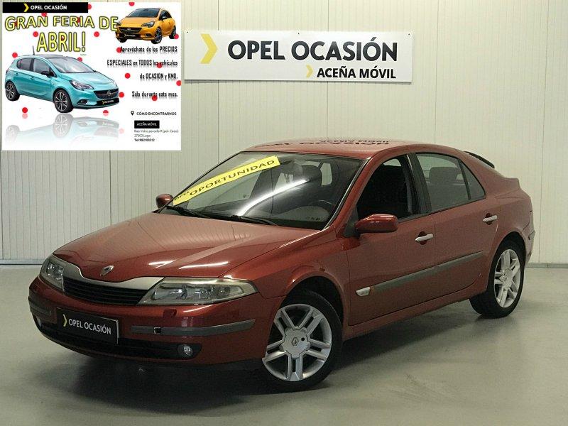 Renault Laguna 1.9DCI 120CV PRIVILEGE