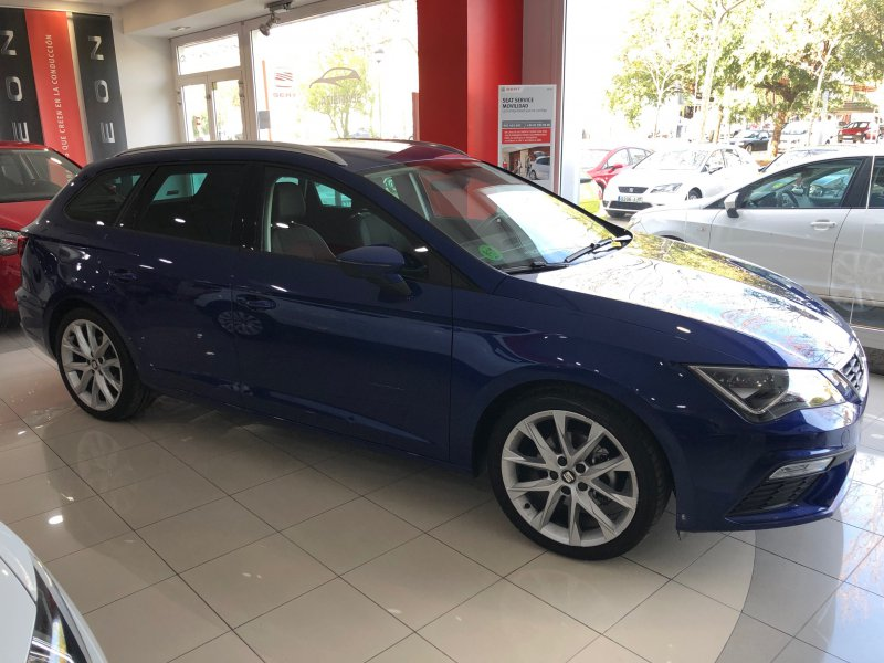 SEAT León ST 1.4 TSI 110kW ACT St&Sp FR Advanced