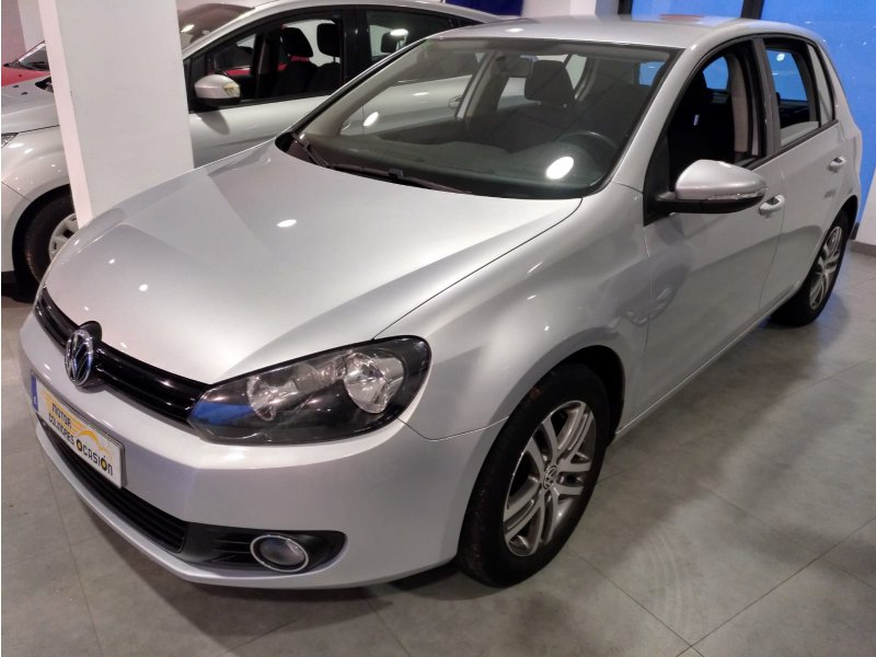 Volkswagen Golf VI 1.6 TDI 105cv BlueMotion