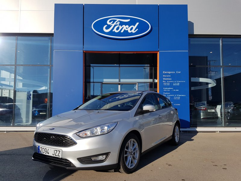 Ford Focus 1.5 TDCi E6 Trend