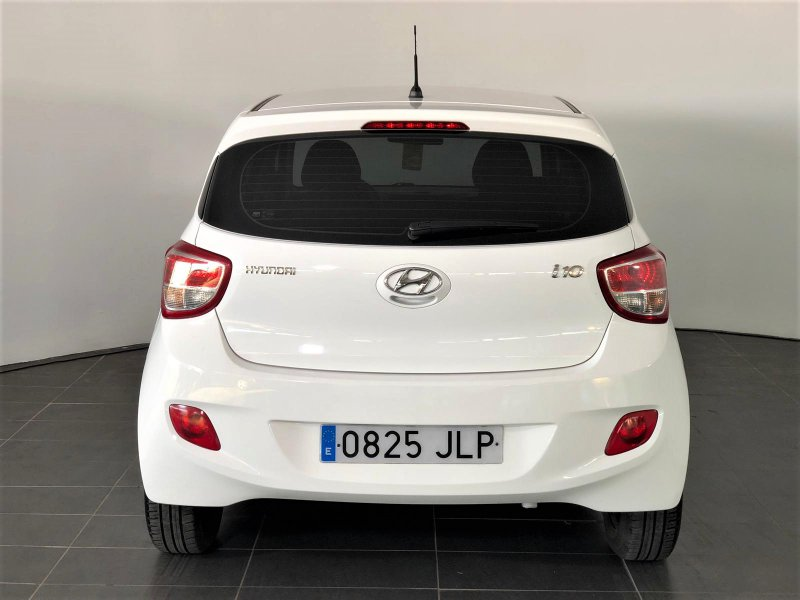 Hyundai I10 1.2 65 CV PENDIENTE