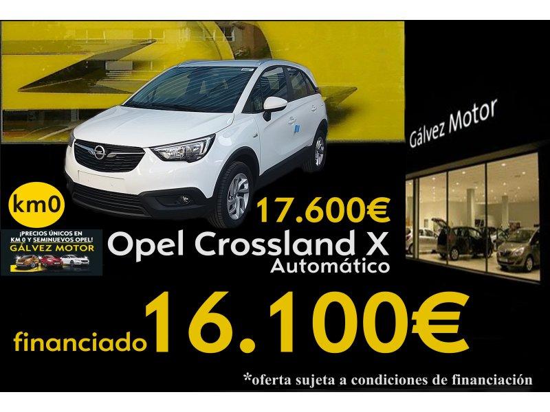 Opel Crossland X 1.2T 81kW (110CV) S/S Auto Selective