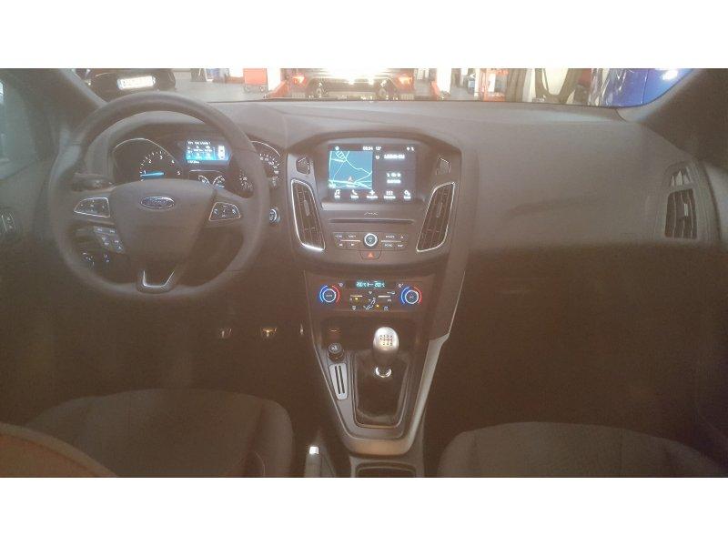 Ford Focus 1.5 TDCi E6 120cv ST-Line