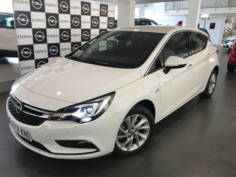 Opel Astra 1.6 Turbo S/S (160 cv) Dynamic