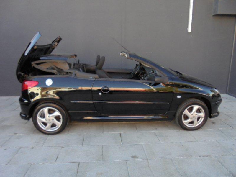 Peugeot 206 CC 1.6 Quiksilver
