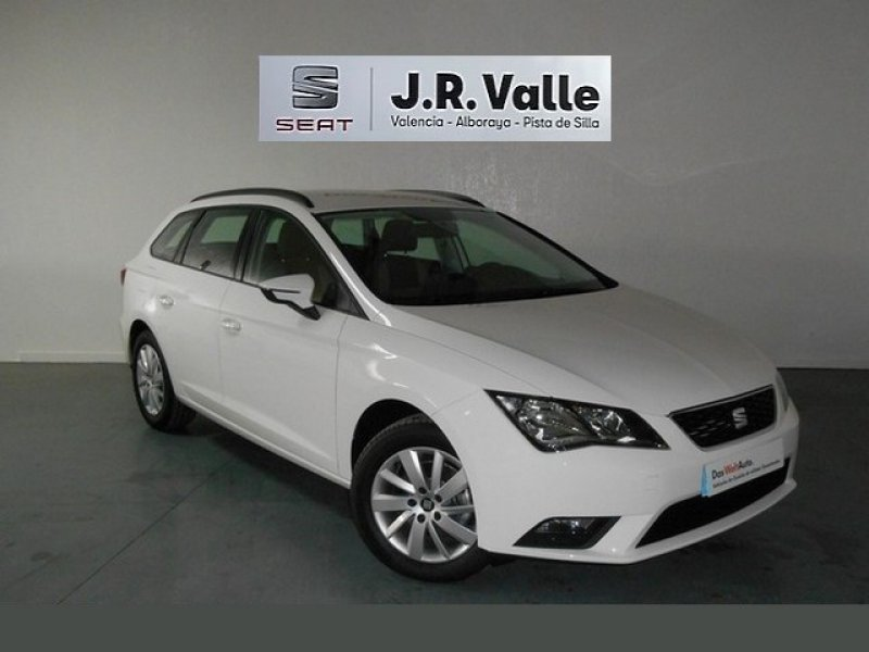 SEAT León ST 1.6 TDI 85kW St&Sp Reference Advanced