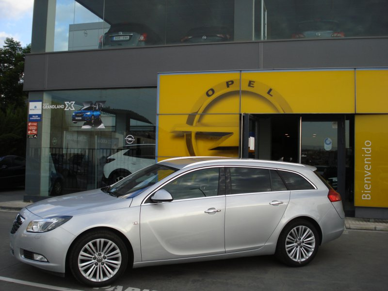 Opel Insignia Sports Tourer 2.0CDTI S&S 130 Excellence