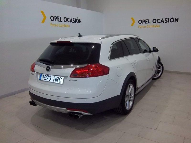 Opel Insignia 2.0 CDTI 4x4 160 Auto Sportive Crossfour