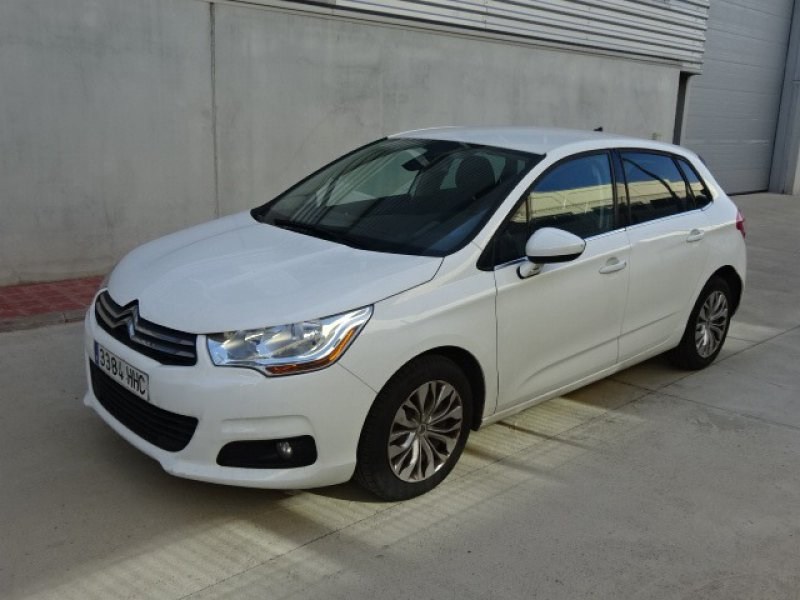 Citroen C4 1.6 VTi 120cv Seduction
