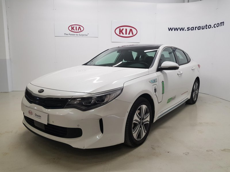 Kia Optima 2.0 GDi Híbrido Enchufable 151kW (205CV) -
