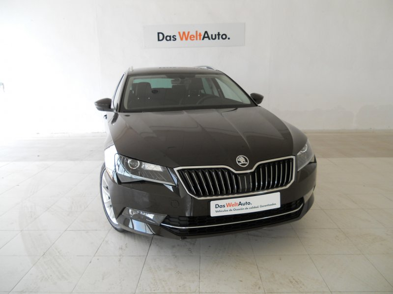 Skoda SuperB Combi 2.0 TDI 110KW (150cv) Style - SUJETO A FINANCIACION