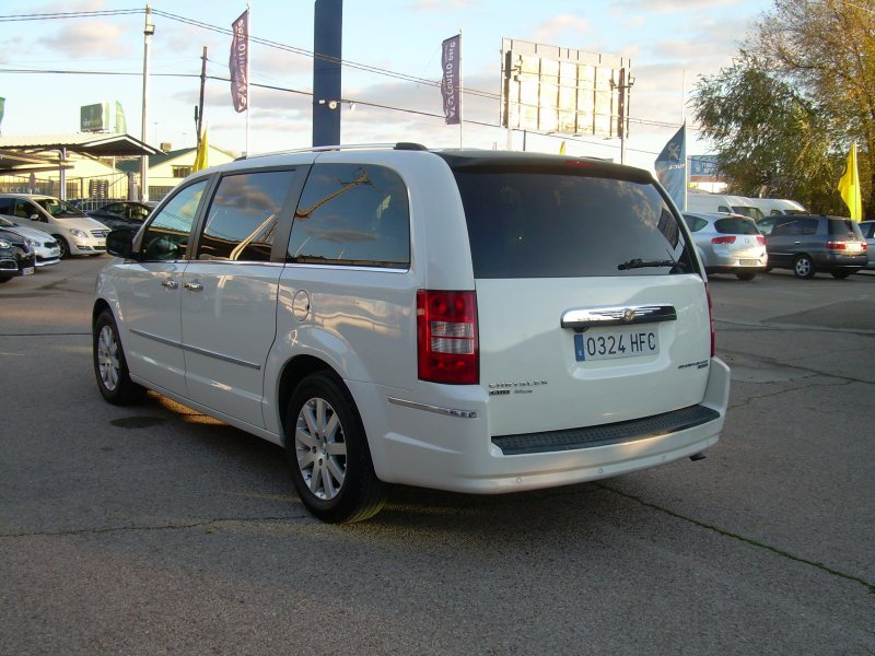 Chrysler Grand Voyager 2.8 CRD Entretenimiento Plus Limited