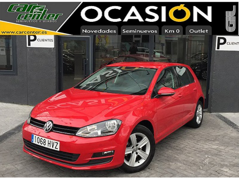 Volkswagen Golf 1.6 TDI 110cv 5P DSG-AUT. Bluemotion Advance