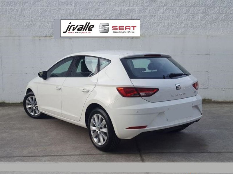 SEAT León ST 1.5 TGI 96kW St&Sp Reference Edition