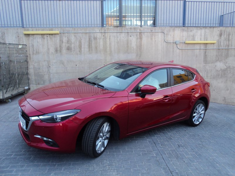Mazda Mazda3 2.0 GE 120 MT Luxury