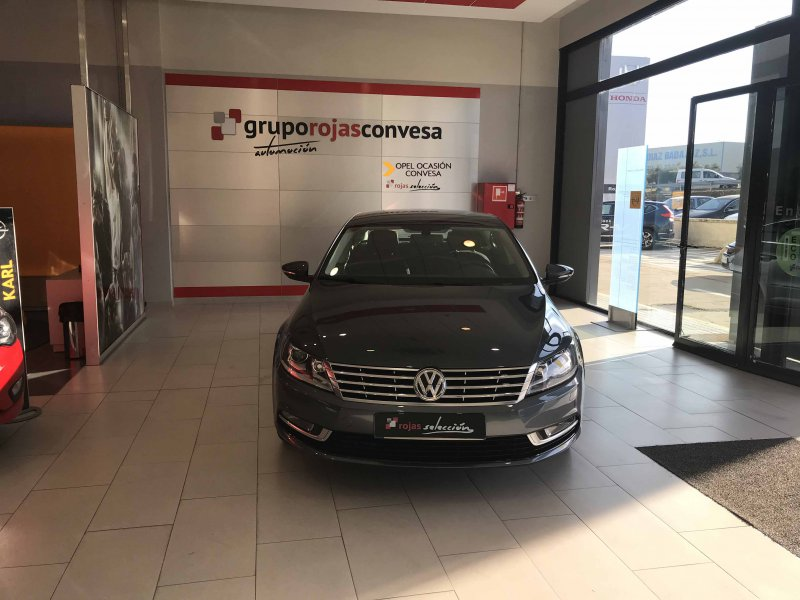 Volkswagen CC 2.0 TDI 140cv Tech Advance BlueMotion
