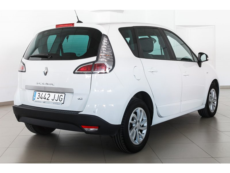 Renault Scénic dCi 110 EDC Limited