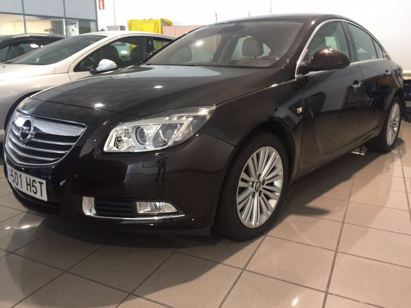 Opel Insignia 2.0 CDTI Biturbo Start&Stop Excellence