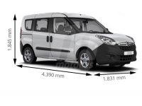 Opel Combo Tour Expressio 1.6CDTI 77kW (105CV) L1H1 Tour Expression