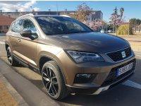 SEAT Ateca 2.0 TDI 140kW DSG 4Dr St&Sp Xcellence Pr Xcellence Plus