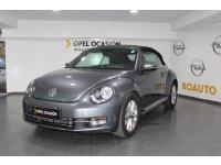 Volkswagen Beetle 2.0TDI 110CV BMT Cabrio Design