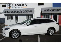 Mazda Mazda6 2.2 DE 110kW(150cv) AT Luxury + Prem. + Travel Style + Pack Safety