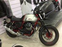 Moto Guzzi V7 Racer BICILINDRICO MOTOCICLETA