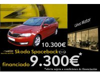 Skoda Spaceback 1.6 TDI CR 105cv Spaceback Ambition