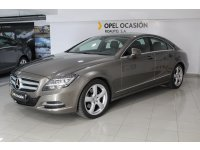 Mercedes-Benz Clase CLS 350 CDI  BlueEFFICIENCY