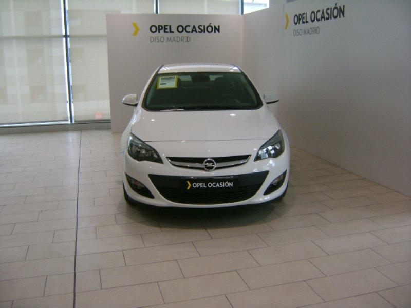 Opel Astra Sedán 1.6 CDTi S/S 100kW (136CV) Elegance