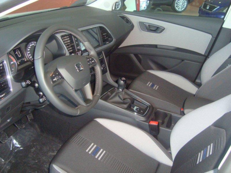SEAT León 1.2 TSI 81kW (110CV) S&S Nav Style Visio