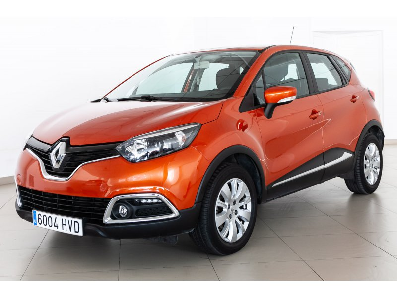 Renault Captur Energy dCi 90 S&S eco2 Intens