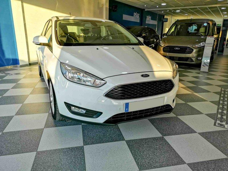 Ford Focus 1.0 Ecoboost Auto-S/S 92kW Auto Trend+