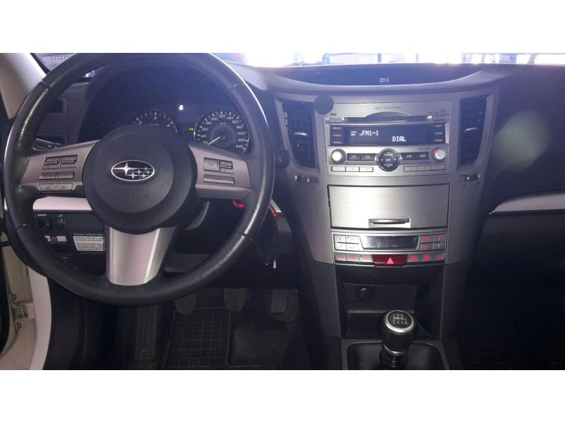 Subaru OutBack 2.0 Diesel Limited Plus