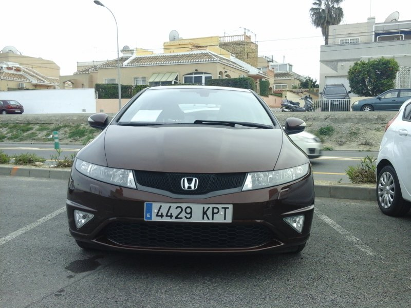 Honda Civic 1.8 i-VTEC Piel AT Executive