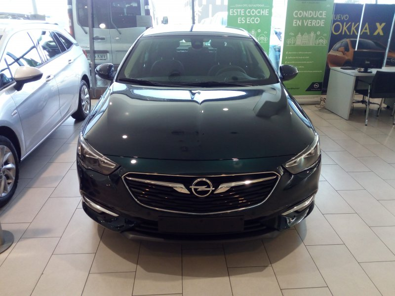 Opel Insignia 1.6 CDTi 136CV S&S TURBO D EXCELLENCE Excellence